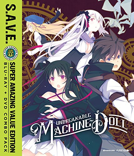 Unbreakable Machine-Doll: The Complete Series [Blu-ray] (Dolls Manga)