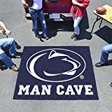 Penn State Nittany Lions NCAA Man Cave Tailgater'' Floor Mat (60in x 72in)'' - FAN-14598