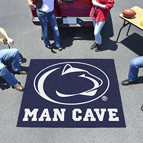Penn State Man Cave Tailgater Rug (Penn State Tailgater Rug)