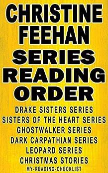 Christine feehan books in reading order