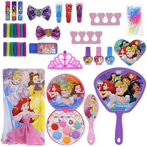 Dress Disney Princess Nails: TownleyGirl Disney Princess Cosmetic Set With Nail Polish