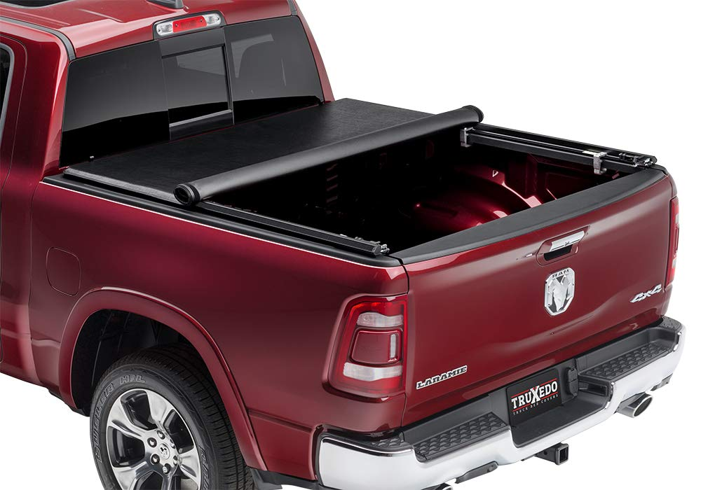 Fits 2019 Ram 1500 New Body Style 64 Bed 286901 Truxedo Truxport Soft Roll Up Truck Bed Tonneau Cover Tonneau Covers
