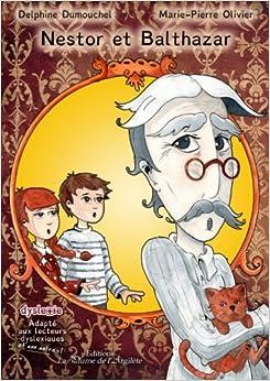 Book Nestor et Balthazar