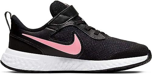 Nike Revolution 5 (PSV), Sneakers Basses Mixte Enfant
