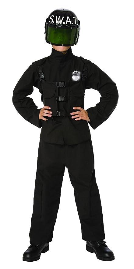 Disfraz de policía para niño - 3-4 años: Amazon.es: Juguetes ...