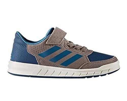 reputable site cecbe 19e5b Adidas AltaSport EL K, Chaussures de Fitness Mixte Enfant, Multicolore-Bleu  (Martra