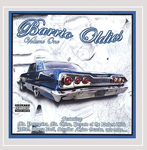 Price comparison product image Barrio Oldies [Explicit] by Mr Youngster / Young Trigger (2005-10-18)