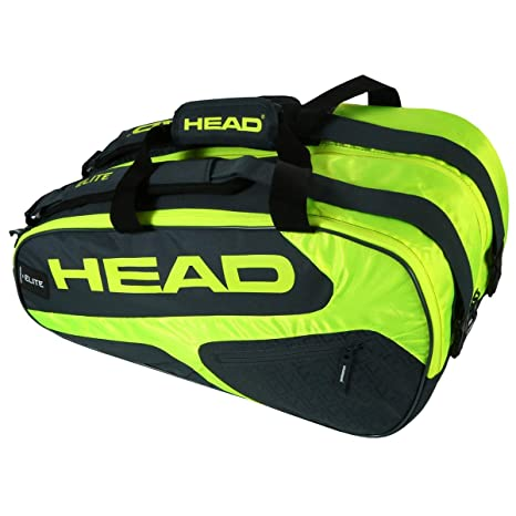 Head PALETERO Elite SUPERCOMBI Amarillo Negro 2019