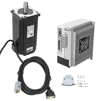 Amazon com: AC 50V~90V Servo Driver Stepper Motor with Cable