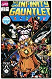 #1: INFINITY GAUNTLET #1, VF/NM, Starlin, George Perez, Thanos, 1991, more in store