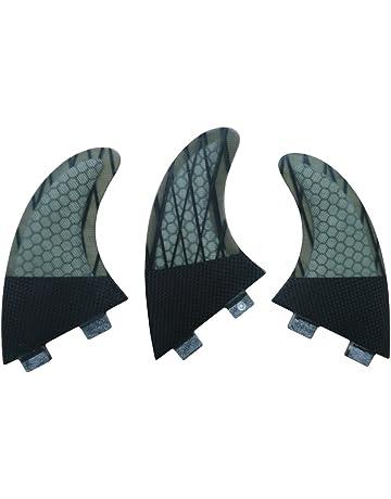 surf fins thruster plastico FCS compatible Slab