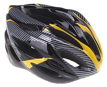 Chariot Trading – Super luz deportes bicicleta de carretera bicicleta Ciclismo casco de seguridad con visera