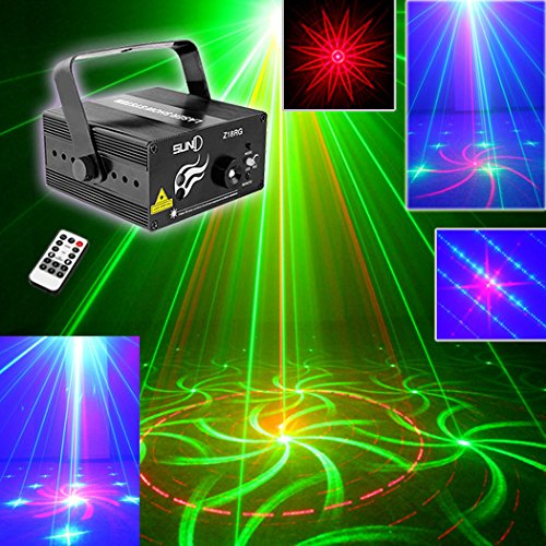 SUNY Professional Colorful Projector Decoration product image