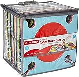 Skip Hop Playspot Foam Floor Tiles, Multi-Mix