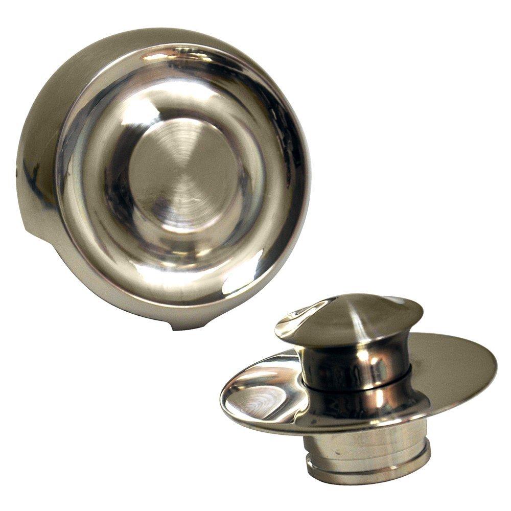 Danco Universal Tub Drain Trim Kit, Brushed Nickel, 10547
