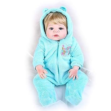 Amazon.com: Jasalus - Muñecas de bebé de 22 pulgadas de vida ...