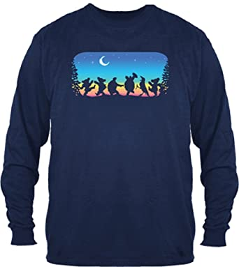 13381692407 Grateful Dead Moondance Solid Long Sleeve Shirt by Dye The Sky (Small).  Roll over image to ...