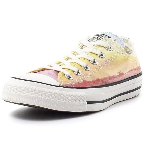 Converse All Star Ox Can Graphics - Zapatillas Mujer: Amazon.es: Zapatos y complementos