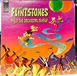 the flintstones meet the orchestra family LP