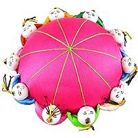 LANGING - Cojín de Aguja Oriental para niños