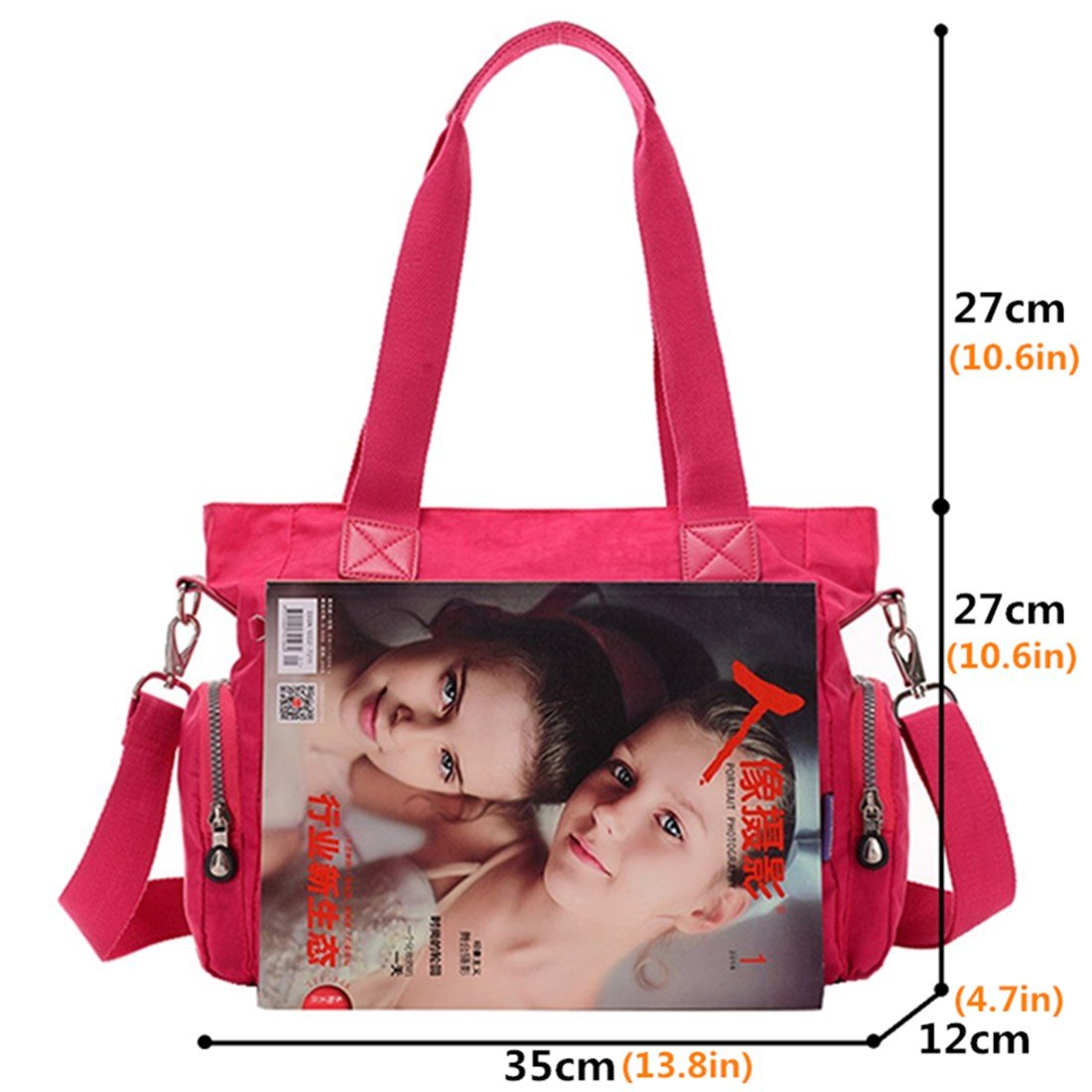 d1b5f0beb23f Amazon.com: Big Mango Fashion Lightweight Women's Top Handle Handbag  Satchel Purse Shoulder Tote Bag Crossbody Bag: Shoes