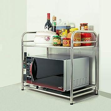 IG Bastidor de Almacenamiento Adecuado para la Cocina Sala de ...