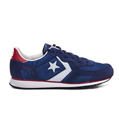 sneakers uomo converse auckland racer diatressed ox colore blu nQ0j22