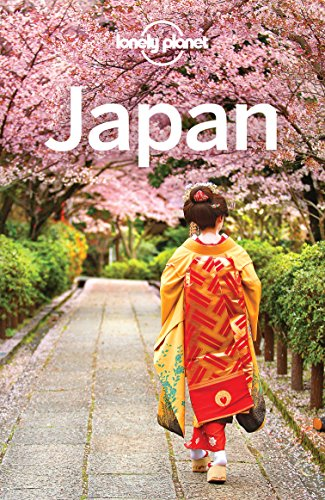 Lonely Planet Japan (Travel Guide) cover