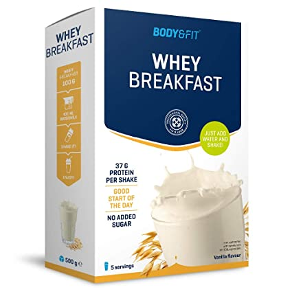 Body & Fit desayuno protéiné leche en polvo soluble ...