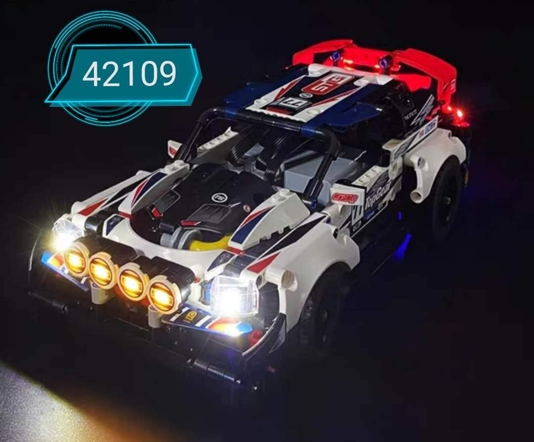 wireless new see description ❤ led lighting kit for lego sets fast dispatch