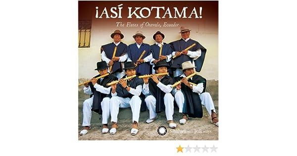 Asi Kotama Album Cover art
