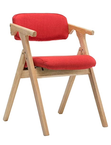 Astounding Amazon Com Xy Bar Stool Folding Chair With Cushioned Solid Unemploymentrelief Wooden Chair Designs For Living Room Unemploymentrelieforg