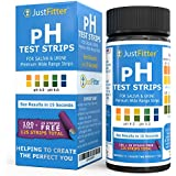 pH Test Strips for Testing Alkaline and Acid Levels in the Body. Track & Monitor your pH Level using Saliva and Urine. Get Highly Accurate Results in Seconds. 125