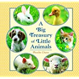 Big Treasury of Little Animals (Random House Picturebacks)