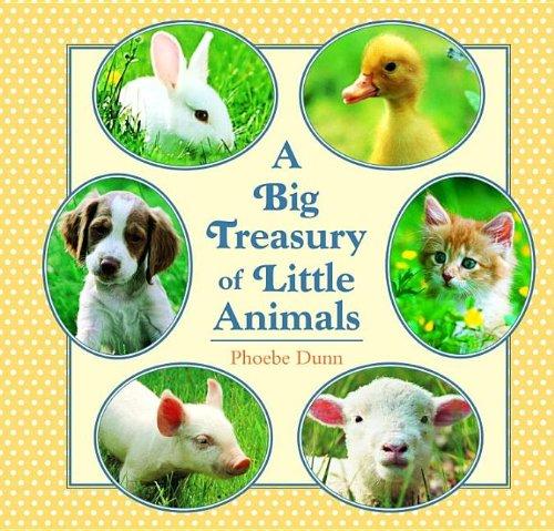 Big Treasury of Little Animals (Random House Picturebacks) pdf