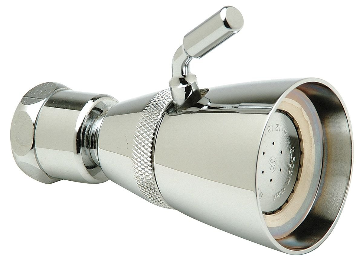 1//2FNPT Self Cleaning Showerhead 2.5GPM