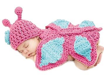 Fotografie Pfau Strick Mütze Kostüm Häkelkostüm Fotoshooting Neugeborenen Baby