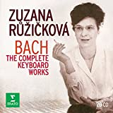 Music : Bach: The Complete Keyboard works. (20CD)