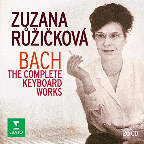 : Bach: The Complete Keyboard works. (20CD)