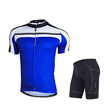 (Type Set size S) Cycling Men Short performance perspiration Jersey  breathable windbreaker 173e76223