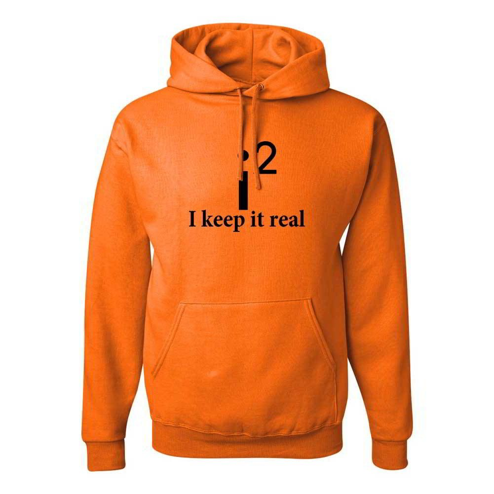 I Keep It Real Graphic Hoody