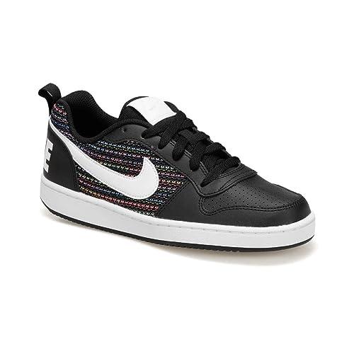 Nike Court Borough Low SE (GS), Zapatillas de Baloncesto para Hombre, (