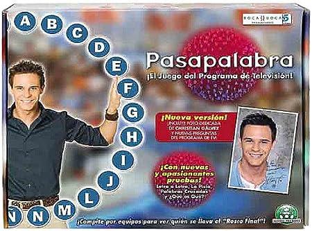 Giochi Preziosi 40-818 - Pasapalabra Juego De Mesa Nueva Version: Amazon.es: Juguetes y juegos