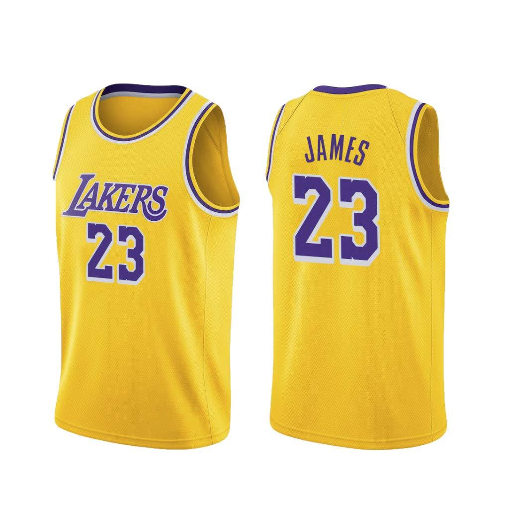 uSport Lebron James - Los Angeles Lakers #23 Camiseta de ...