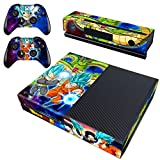 Cheap Vanknight Xbox One Vinyl Decal Skin Stickers Cover for Console Kinect Controllers