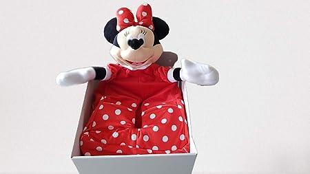Sac de rangement pour bébé Minnie Mickey avec lacets