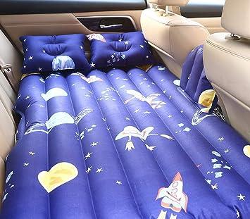 Amazon.com: Cama inflable para coche, sofá, cama plegable ...