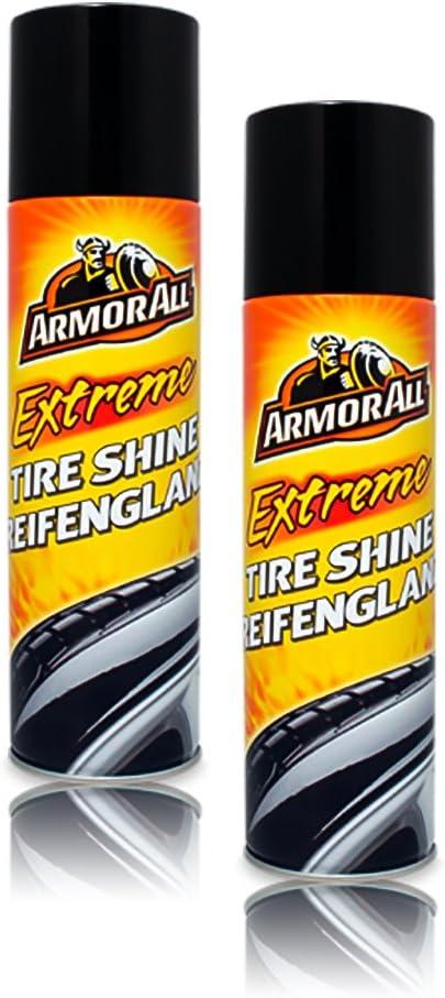 2x Armor All 49500l Extreme Reifenglanz 500ml Auto