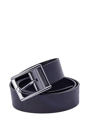 Calvin Klein Jeans Ceinture homme J Rev Chase Belt 4 cm K50K504324  Amazon. fr  Vêtements et accessoires 9e83340a2ed