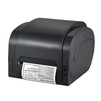 Aibecy Impresora de código de barras del recibo de ...